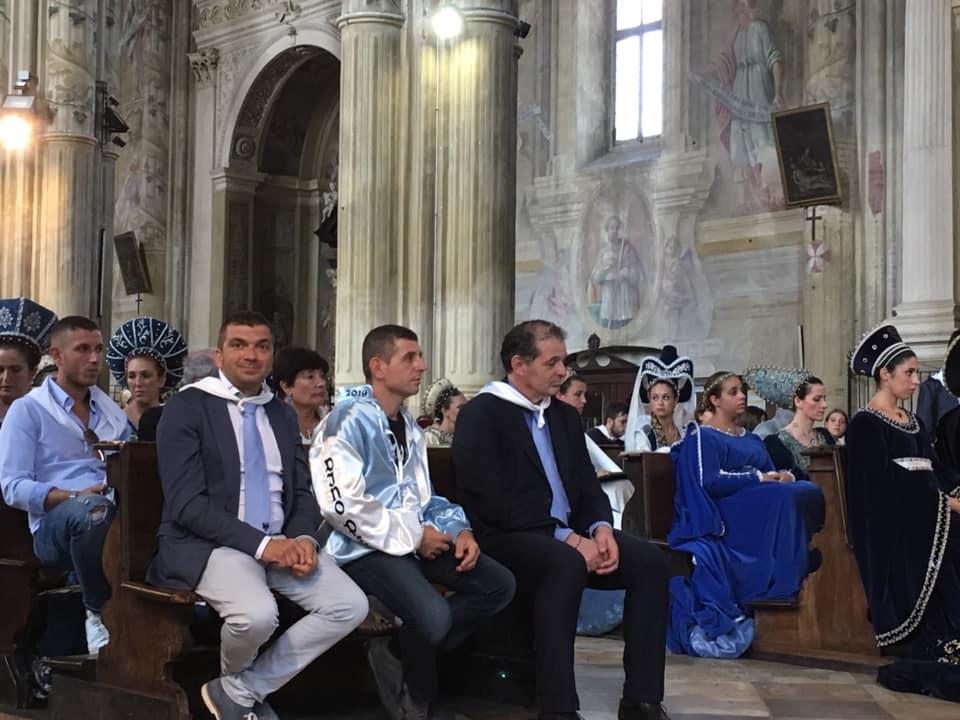 Giuseppe Monticone confermato Rettore del Rione Cattedrale
