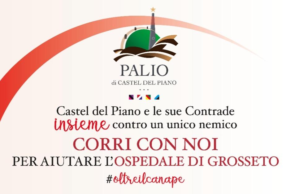 Castel del Piano: al via una raccolta fondi per l'Ospedale di Grosseto