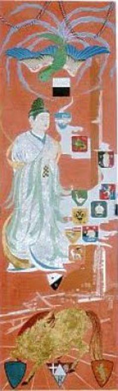 L'Arte del Palio: Il Drappellone del 2 luglio 1975