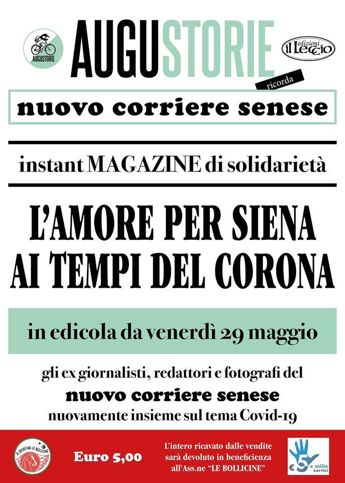 Oggi torna in edicola Il Nuovo Corriere Senese