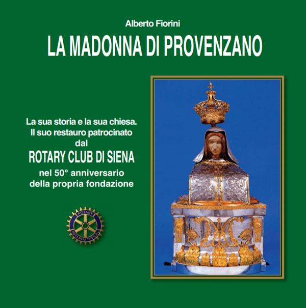 E' disponibile un libro sulle origini della Madonna di Provenzano e sul Palio del 2 luglio