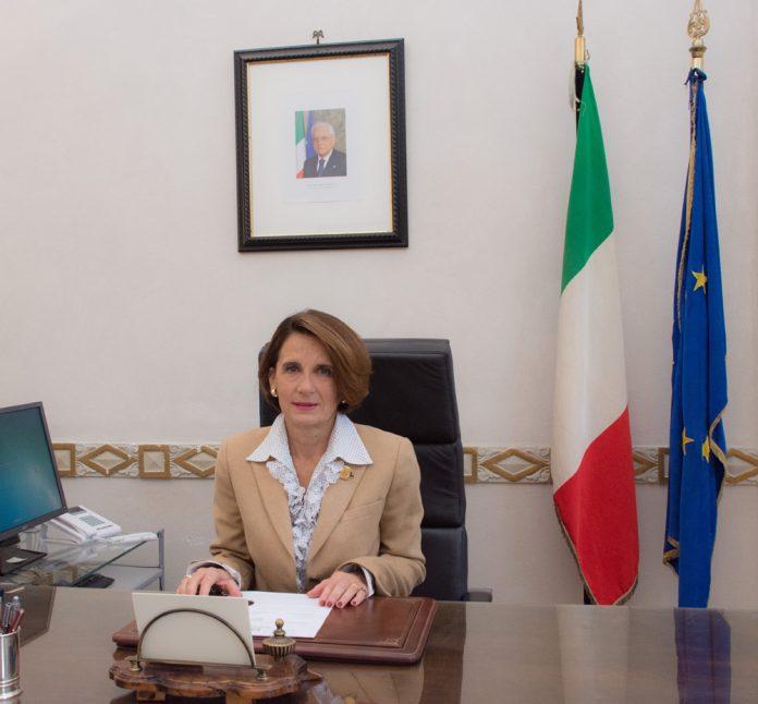 Maria Forte è il nuovo Prefetto di Siena