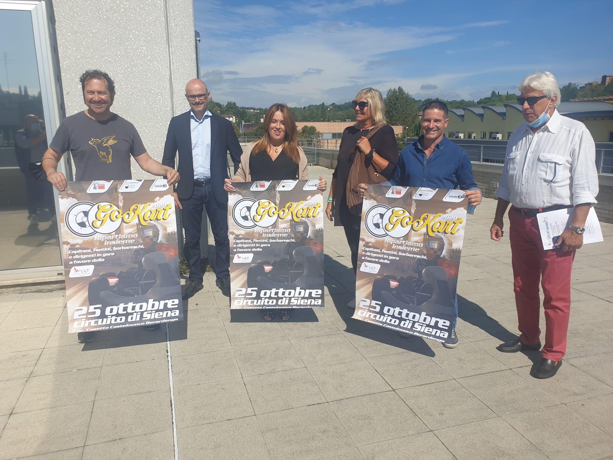 Presentata l'edizione 2020 del Palio dei Go Kart