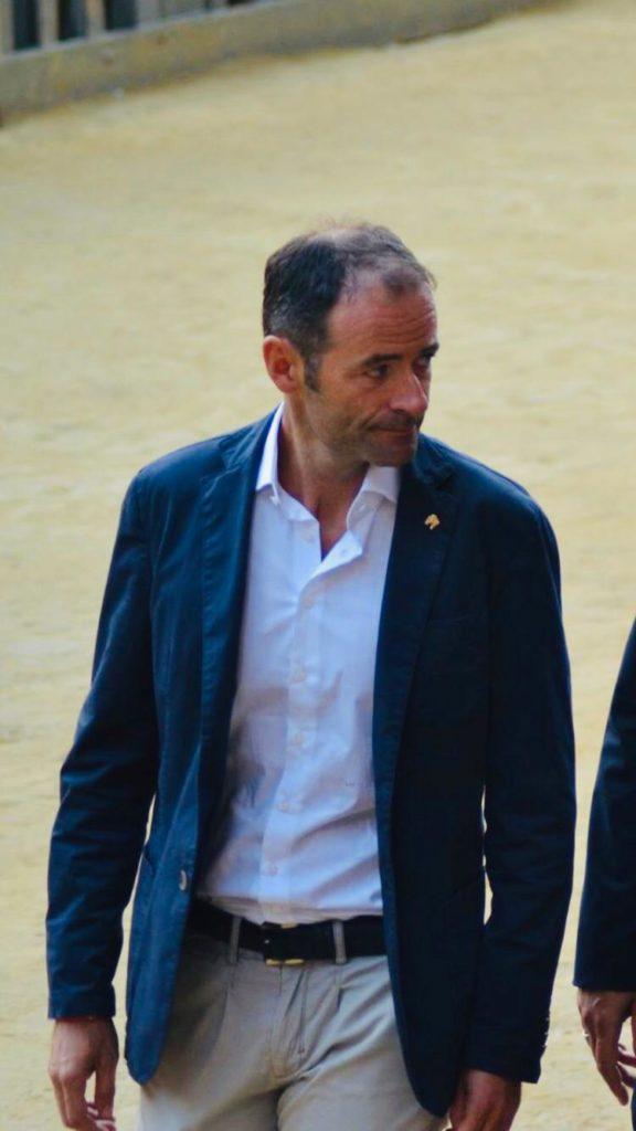 Stefano Marchetti confermato Capitano del Valdimontone