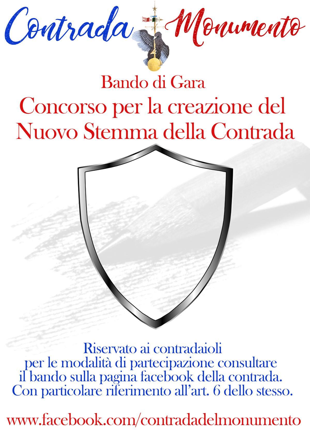 Castel del Piano: il Monumento indice un concorso per la creazione del nuovo Stemma