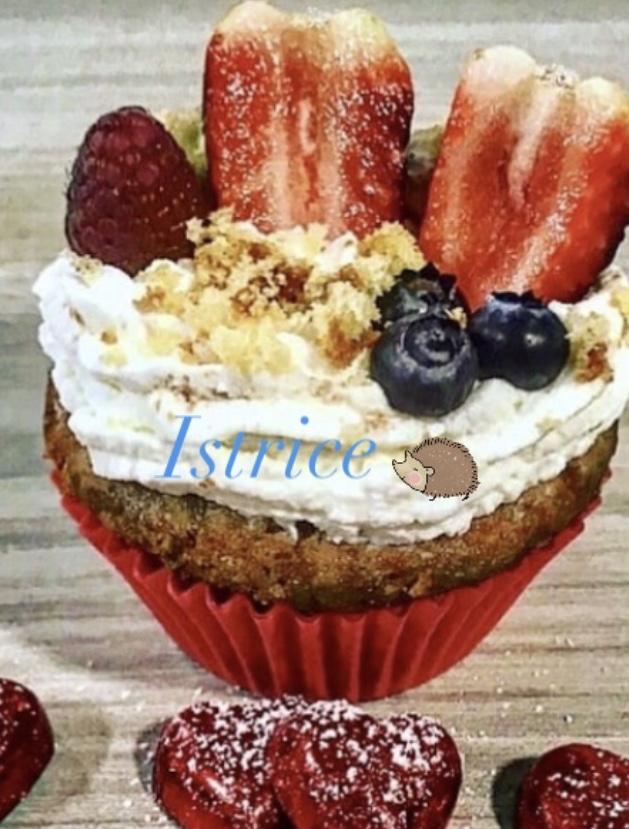 Storia di ogni donna: tutorial cupcake degli innamorati istriciaioli