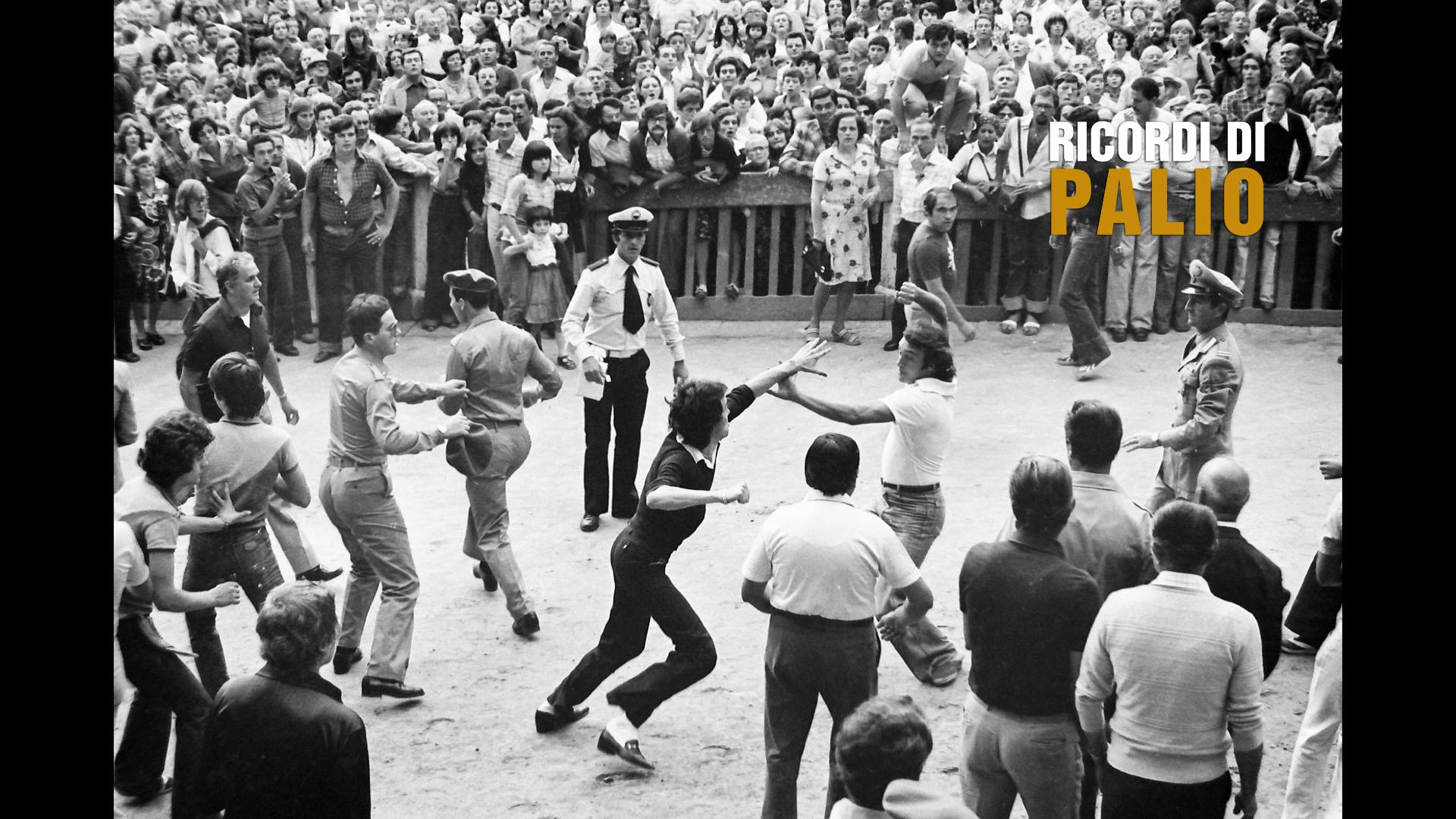 La Storia dei fronteggiamenti tra Contrade non avversarie: periodo 1960-1967