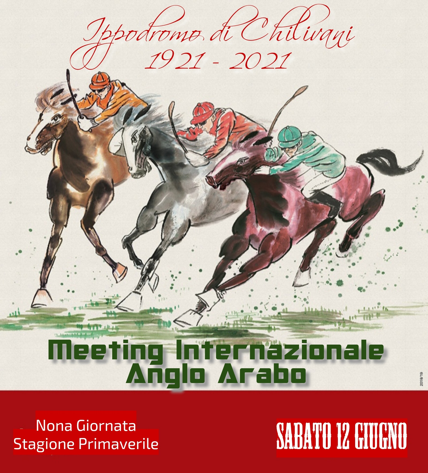 Oggi a Chillivani sono in programma due importanti appuntamenti per gli angloarabi